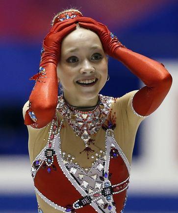 Елена РАДИОНОВА. Фото REUTERS.