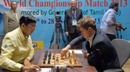 Карлсен - в шаге от чемпионского титула