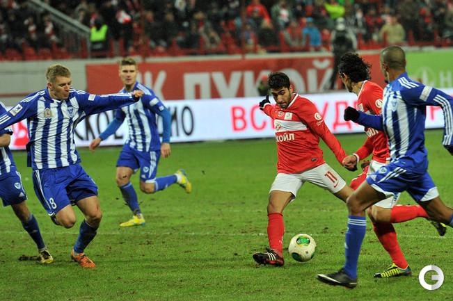 Первый гол Ораза Езбилиса.