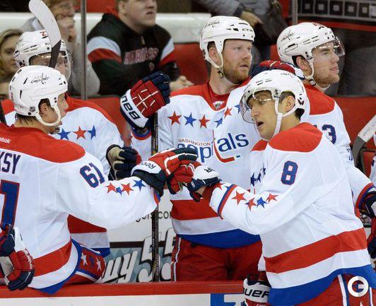 Овечкин забросил 400-ю шайбу в НХЛ