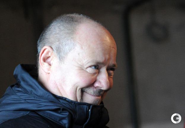 Актер Алексей Маклаков.