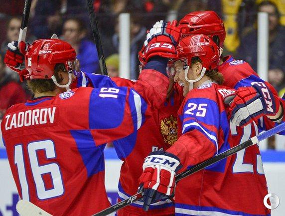 Россия обыграла Канаду в матче за бронзу