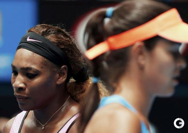 Серена Уильямс покидает Australian Open