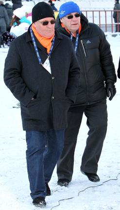 Сергей и Николай Макаровы.