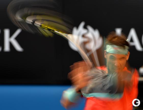 Надаль, Федерер, Маррэй и Димитров вышли в четвертьфинал Australian Open