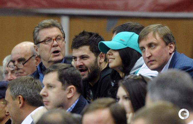 Лев Лещенко и Александр Радулов.
