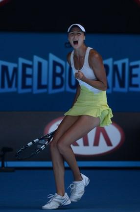 Куличкова выиграла юниорский Australian Open