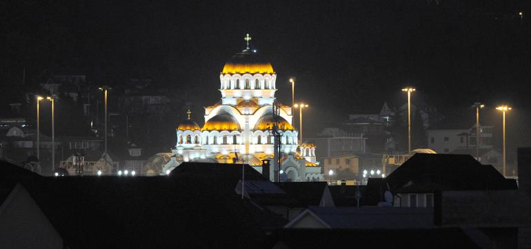 Олимпийцы приедут в храм на молебен
