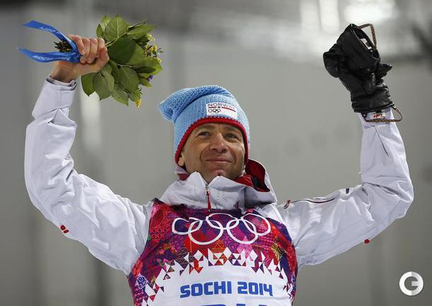 Бьорндален - семикратный олимпийский чемпион