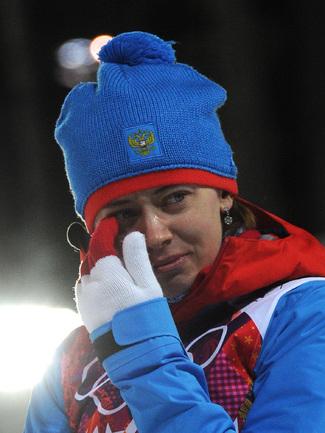 Ольга Вилйхина.