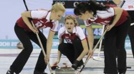 Женская сборная России по керлингу обыграла Данию
