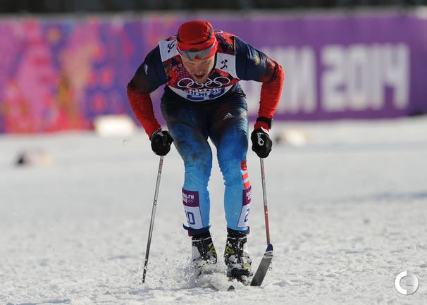 """Фоторепортаж """"СЭ"""" о лыжном спринте в Сочи"""