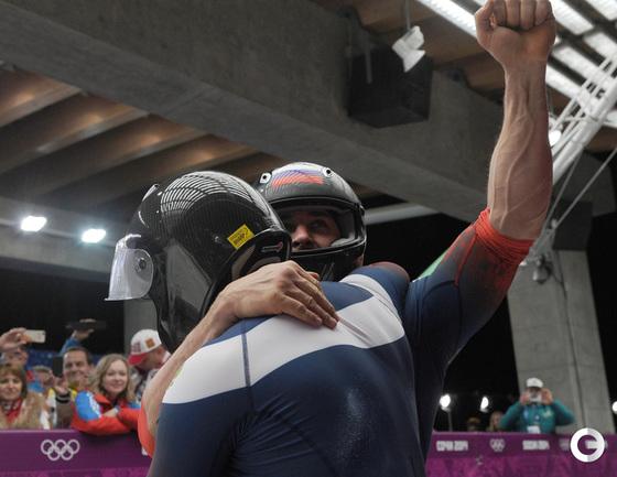 Зубков и Воевода - олимпийские чемпионы Сочи!