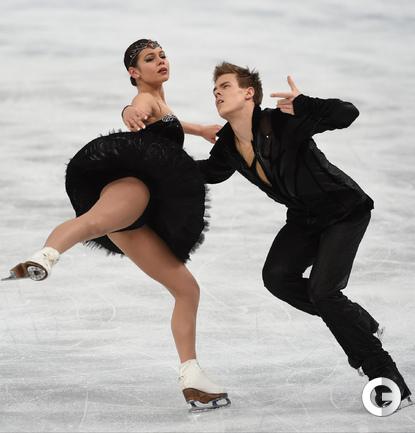 Ильиных и Кацалапов - бронзовые призеры Сочи-2014.