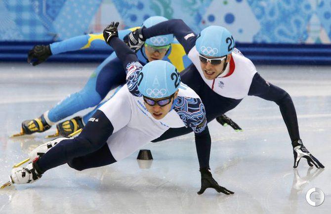 Елистратов, Григорьев и Ан - в 1/4 финала дистанции 500 м