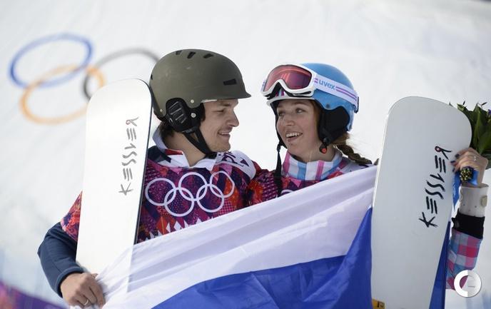 Вик УАЙЛД и Алена ЗАВАРЗИНА .