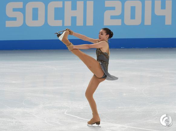 "Аделина СОТНИКОВА. Фото Александр ФЕДОРОВ, ""СЭ"""
