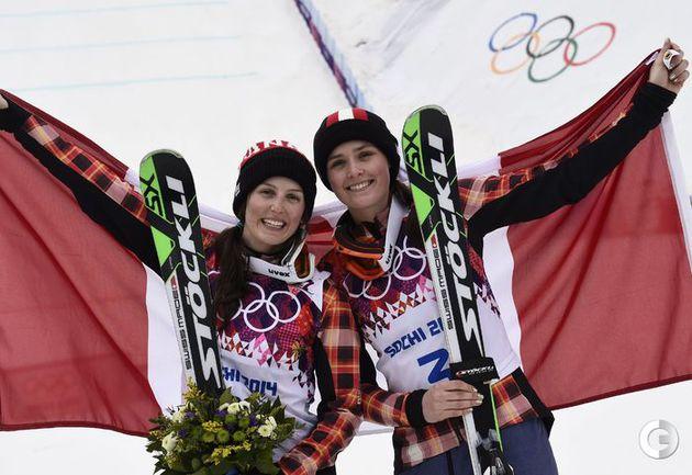 Мариэль Томпсон - олимпийская чемпионка в ски-кроссе.