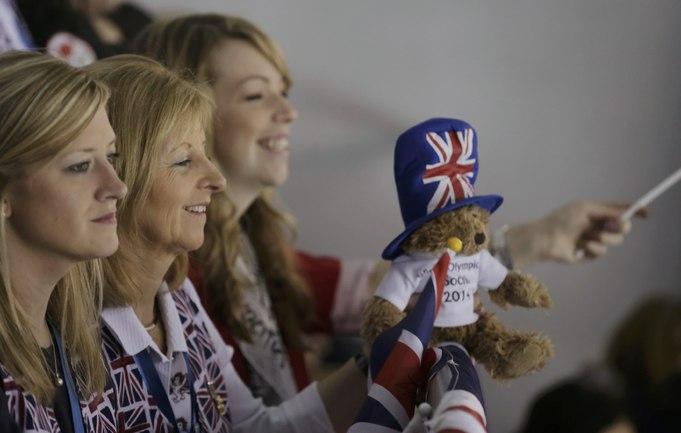Канада - олимпийский чемпион в мужском керлинге Фото REUTERS