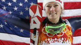 Шиффрин принесла США золото в женском слаломе