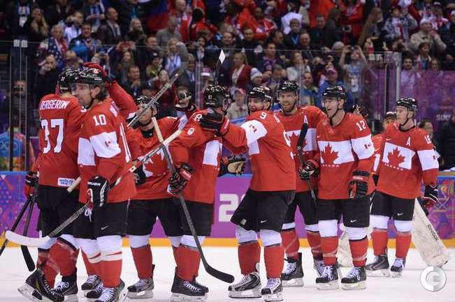 Канада сыграет со Швецией в финале хоккейного турнира