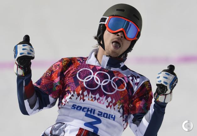 Уайлд - двукратный олимпийский чемпион!