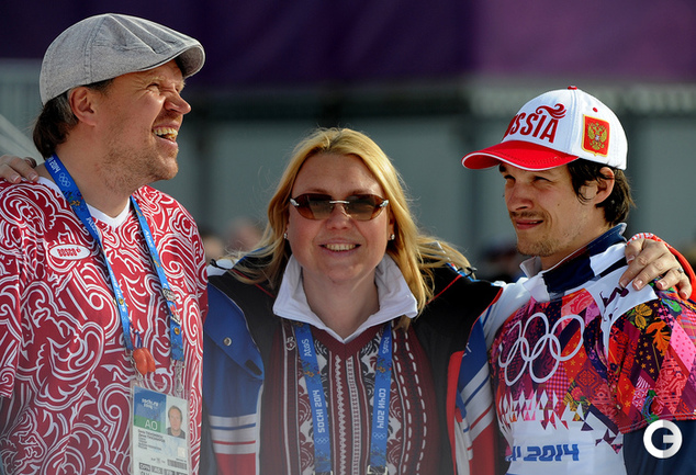 Второе золото россиянина Уайлда Фото