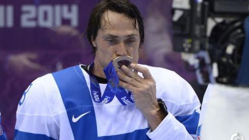 Поцелуи на олимпиаде в Сочи