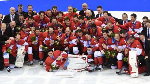 Канада забрала последнее золото в Сочи