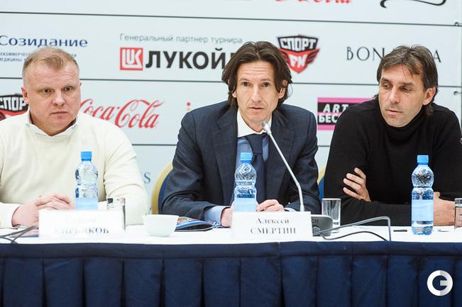 Пресс-конференция Кубка легенд прошла в Москве