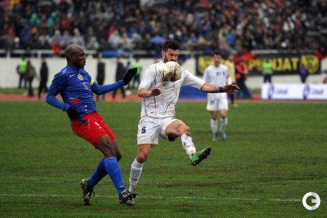 Сборная Косова провела первый матч под эгидой ФИФА