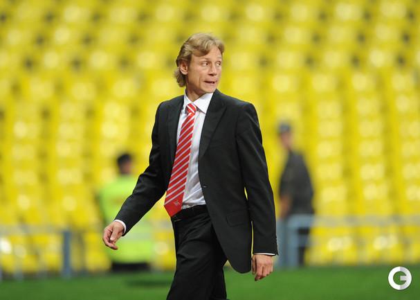 Валерий КАРПИН покидает пост главного тренера красно-белых.