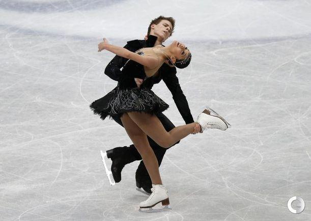 Ильиных и Кацалапов - лишь четвертые на чемпионате мира
