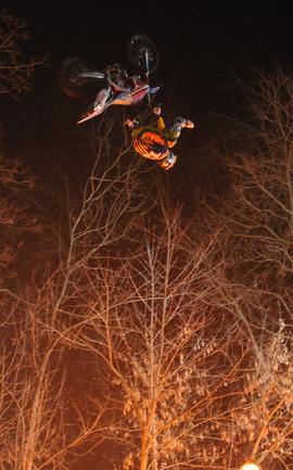 """Колесников и Ко """"зажигали"""" на Воробьевых горах. Фото """"СЭ"""""""