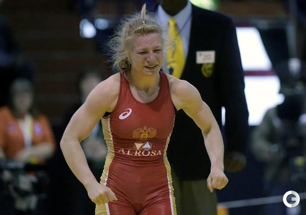 Россиянка Мария Гурова.
