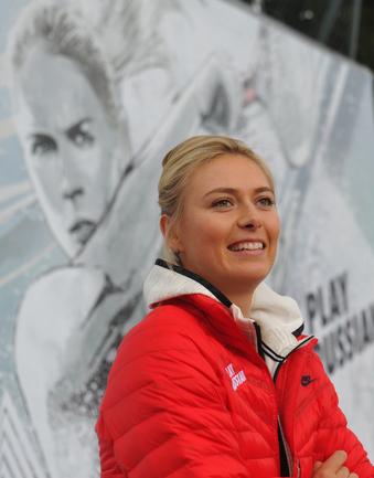 Теннисистка Мария Шарапова (Россия).