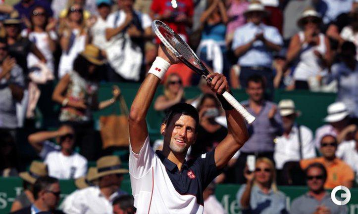 Джокович, Гарсия-Лопес, Федерер и Феррер в четвертьфинале Монте-Карло