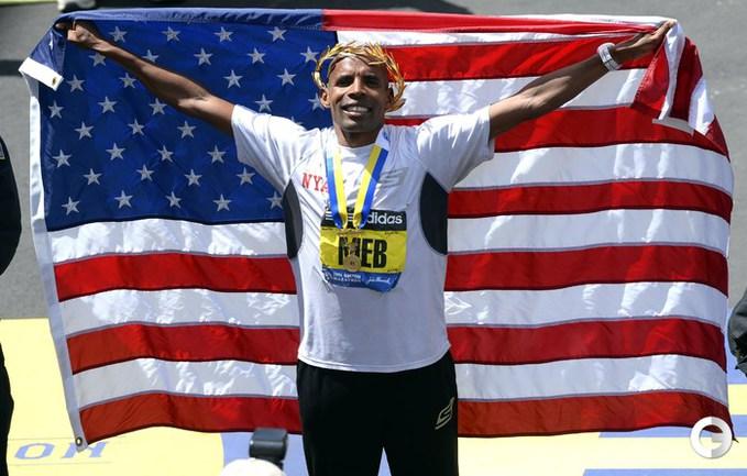 Первая победа американца на марафоне в Бостоне с 1983 года