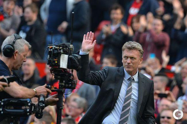 """Дэвид Мойес покидает """"Манчестер Юнайтед"""""""