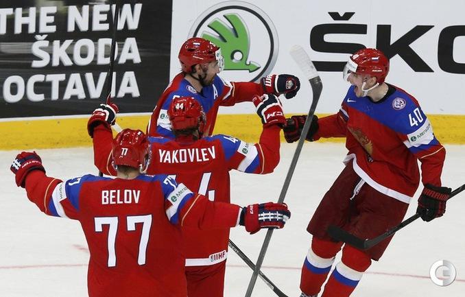 Россия взяла реванш у финнов за Сочи