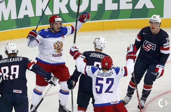 Россия разгромила США
