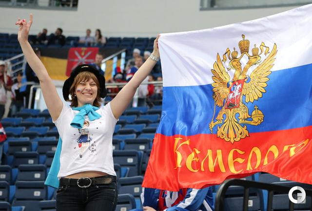 Самые красивые девушки ЧМ по хоккею в Минске