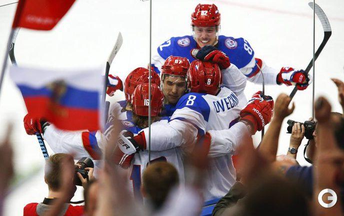 Россия - в финале чемпионата мира!