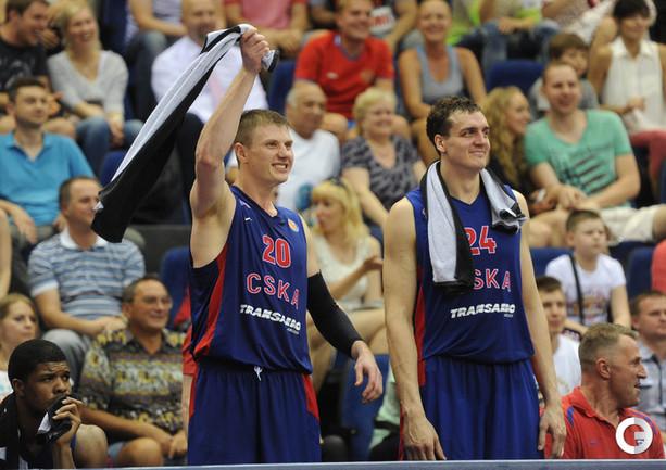 ЦСКА - в полуфинале Единой лиги ВТБ