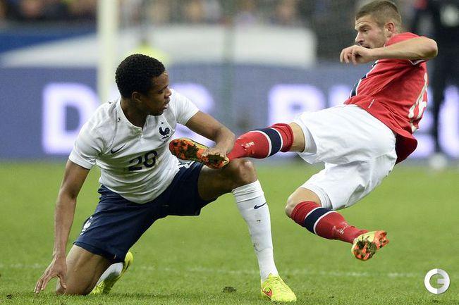Франция разгромила Норвегию в товарищеском матче