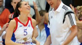 Женская сборная России во второй раз обыграла Великобританию