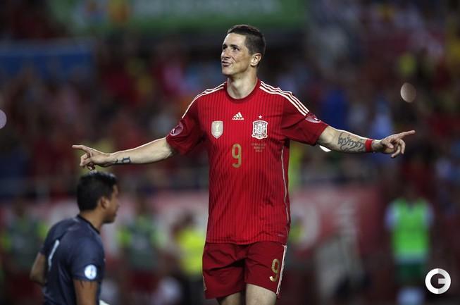 Гол Фернандо Торреса помог Испании победить сборную Боливии
