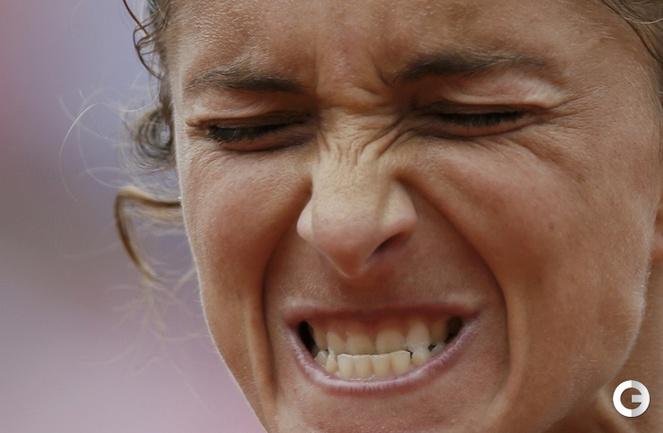Эррани в четвертьфинале Roland Garros