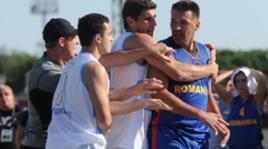 Румынские баскетболисты едва не подрались с румынами в Лужниках