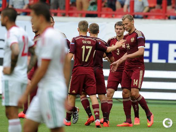 Россия переиграла Марокко перед вылетом на ЧМ-2014